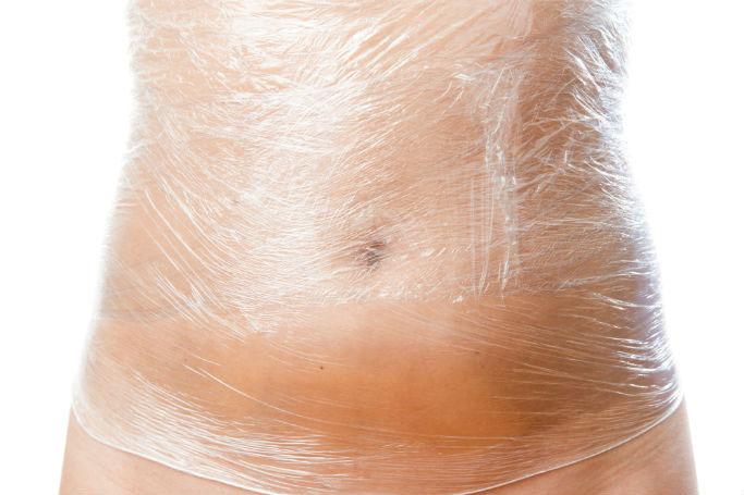 Обертывание для похудения в бане: скрабы и маски 3-1